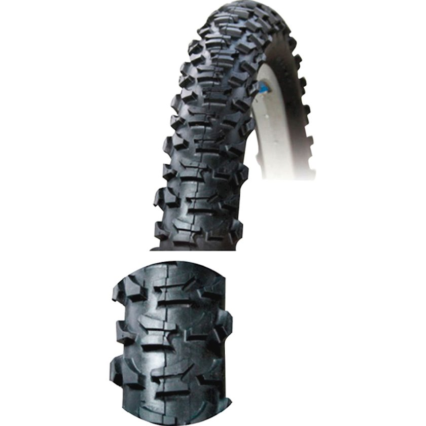 Veloşin Go Sport Tire 16P, qara