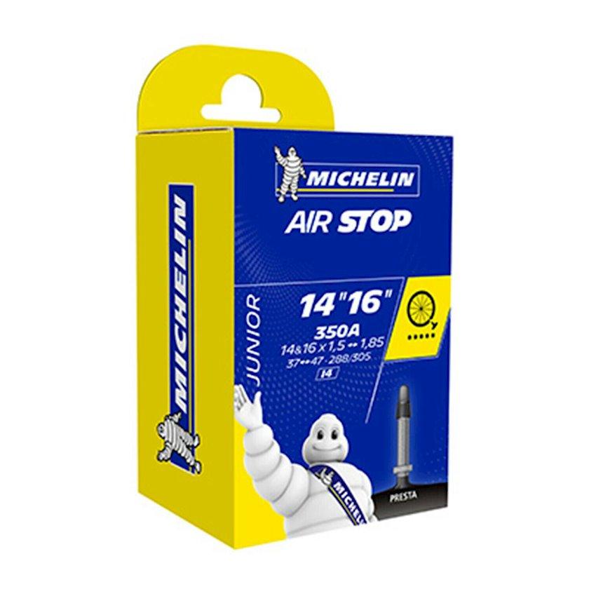 Kamera Michelin Valve Presta for Tube 350a, qara, 16 x 1.75 ölçülü
