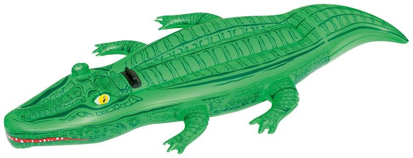 Doldurulan oyuncaq Bestway Inflatable Crocodile Ride On, 203 sm х 117 sm