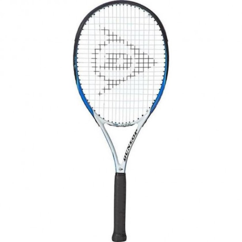 Böyük tennis üçün tennis raketkası Dunlop Blaze Tour 100 L4, uniseks, qrafit, göy/qara, 270 q