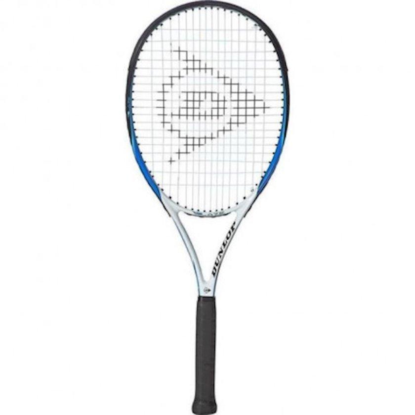 Böyük tennis üçün tennis raketkası Dunlop Blaze Tour 100 L2, uniseks, qrafit, göy/qara, 270 q