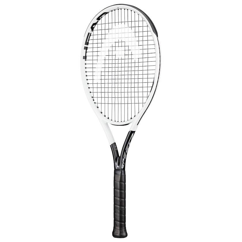 Böyük tennis üçün tennis raketkası Head Graphene 360+ SPEED S G2, uniseks, qrafit, ağ/qara, 285 q