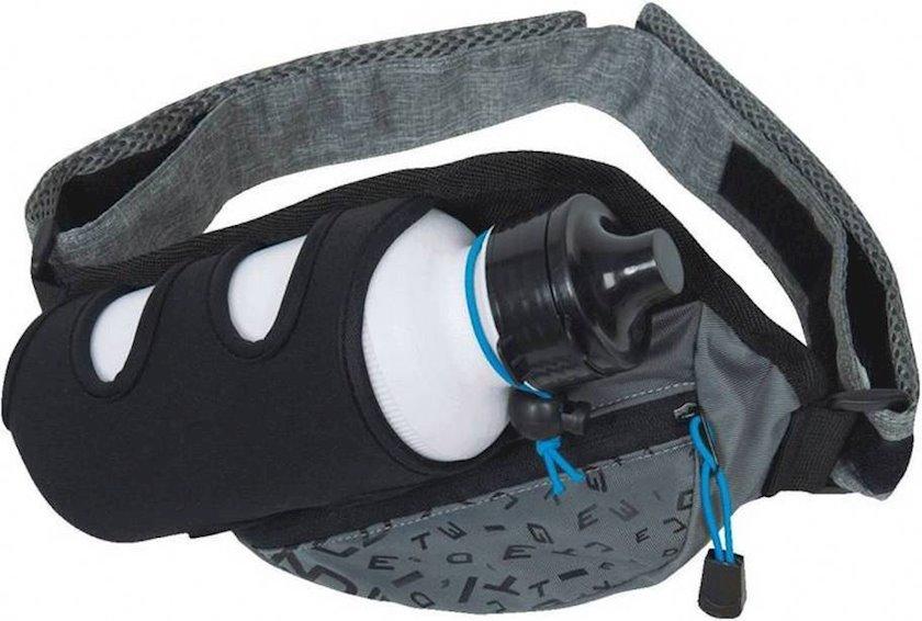 Butulka üçün bel çantası Guidetti 1 BOUTEILLE, boz, butulka(500 ml) dəstdə