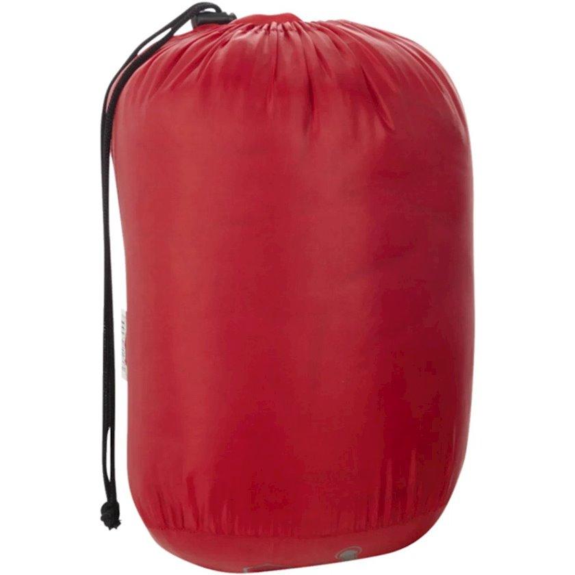 Yuxu torbası Wanabee Camp First 20, Sintetik doldurucu, Qırmızı, Rahatlıq temperaturu 20 °C, Ölçü 185sm x 75sm