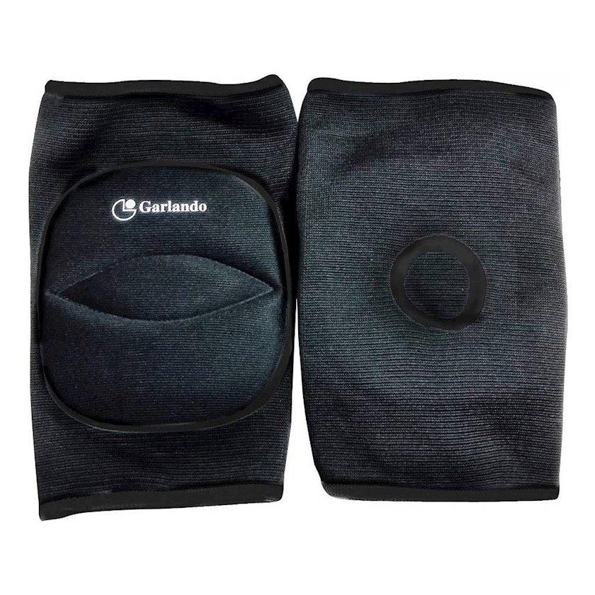 Dizliklər Garlando Volleyball Knee Pads, uniseks, qara, XS
