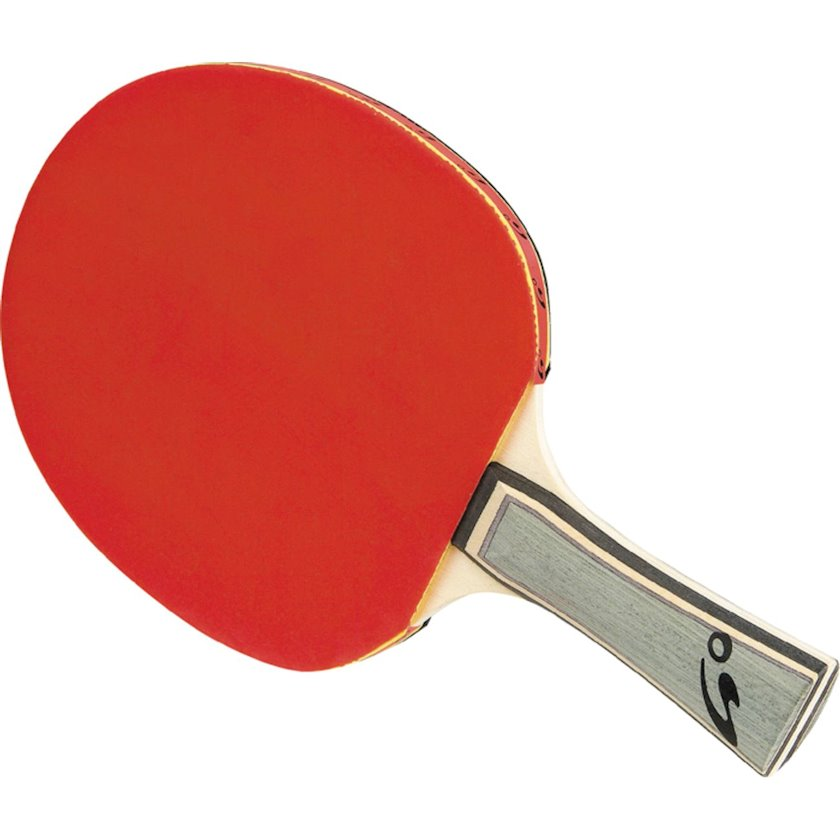 Stolüstü tennis raketkası Athlitech Raquette De Tennis De Table Debutan, 1 star