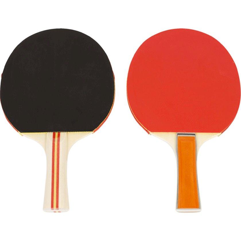 Stolüstü tennis üçün dəst 1er Prix Set De Raquette De TDT, 2 raketka