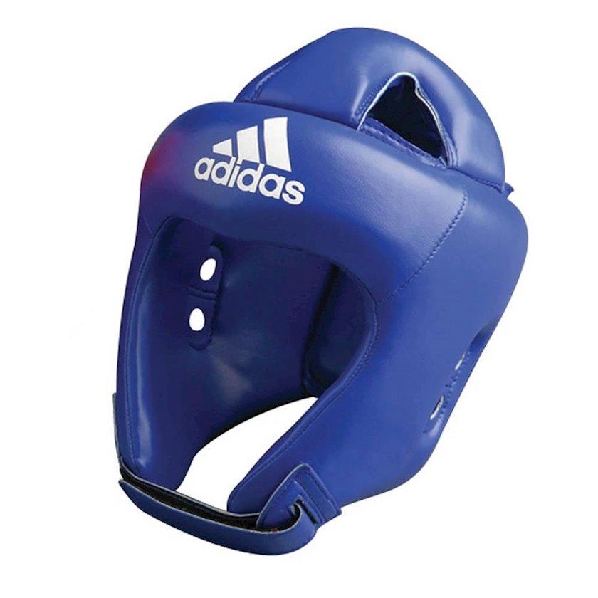 Qoruyucu dəbilqə Adidas Boxing Rookie Headguard, Göy, L