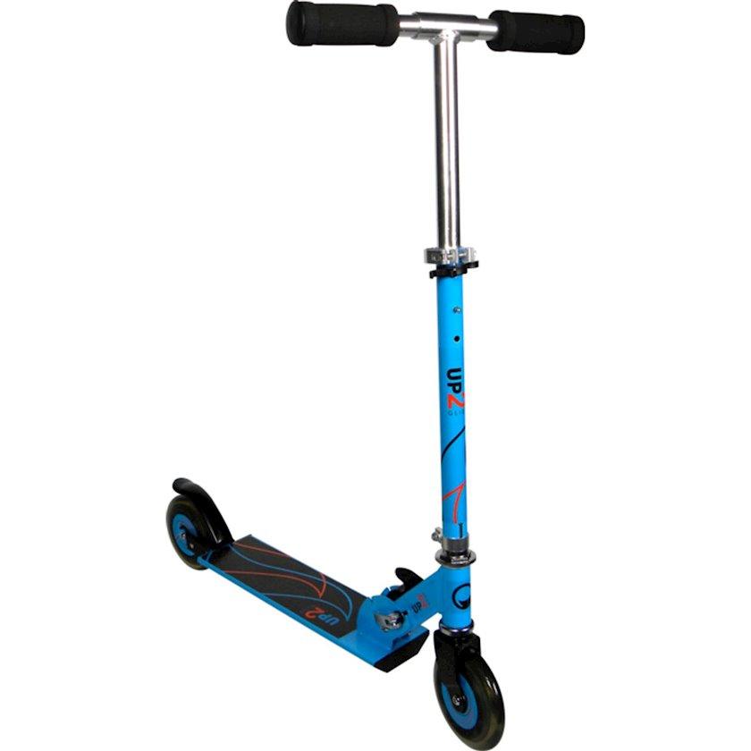 Samokat Up2glide 2 Wheels KID, uşaqlar üçün, 4 yaşdan, mavi