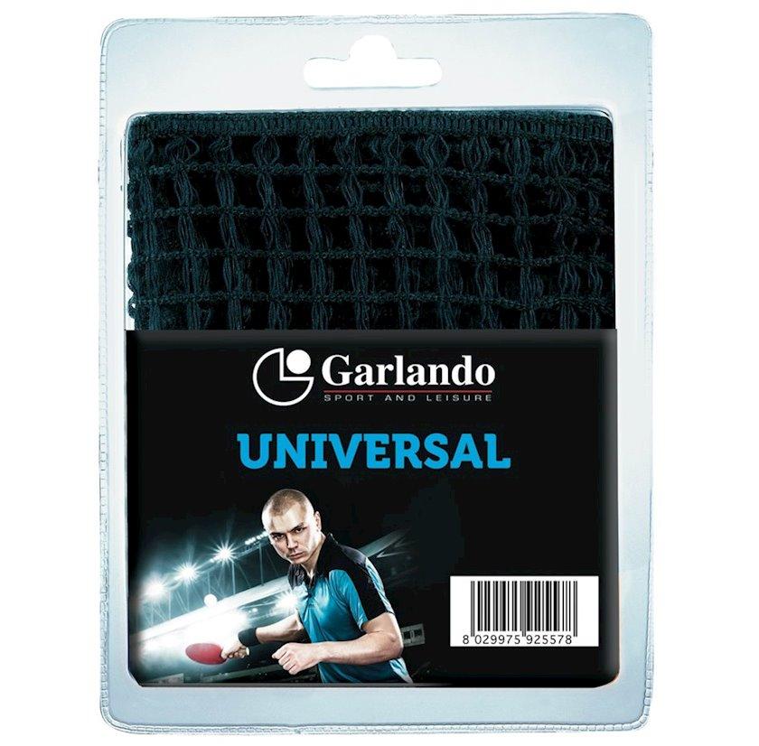 Stolüstü tennis üçün tor Garlando 2C4-14 Universal -Net Only For All Table Tennis