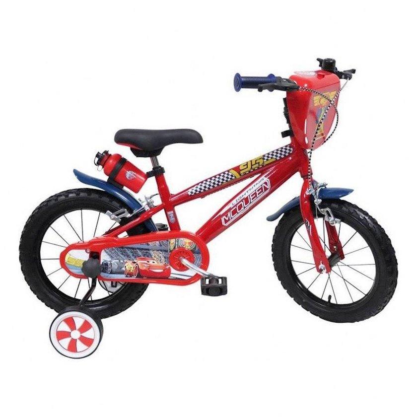 Uşaq velosipedi Cars Chrome 14, 5 yaş