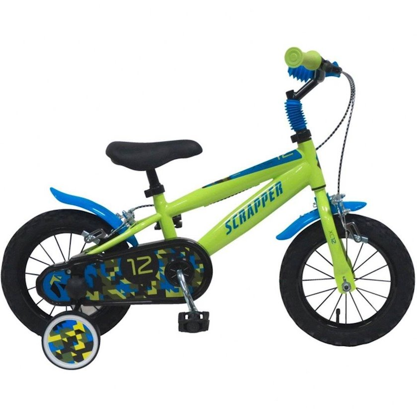 Uşaq velosipedi Scrapper XC 12 1.8, 4-5 yaş