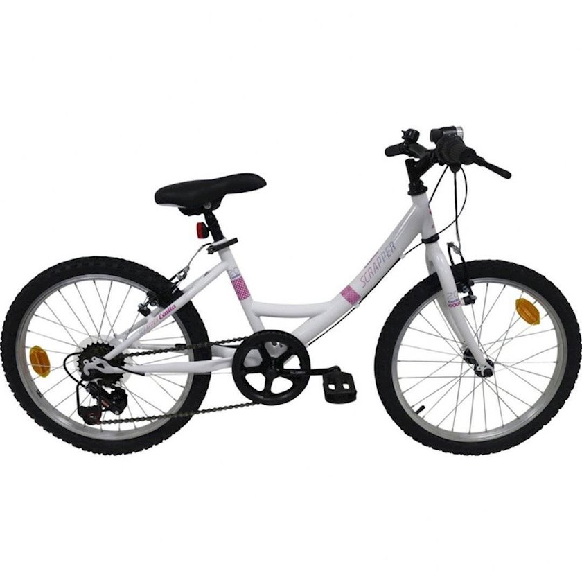 Uşaq velosipedi Scrapper Exalta 20 1.6, 7-8 yaş