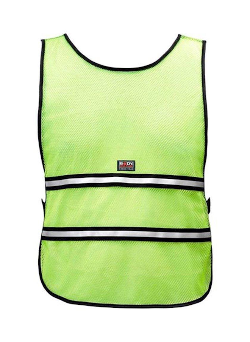 Qaçış jileti Body Sculpture Running Vest, İşıq əksetdirən material, Uniseks