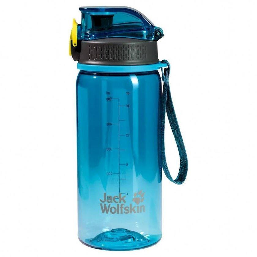 Butulka Jack Wolfskin Kids Tritan Bottle 8006471-1081, 500 ml, Mavi