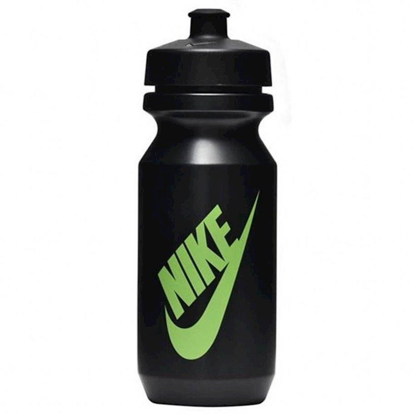Butulka Nike Big Mouth Graphic Bottle, 650 ml, Qara