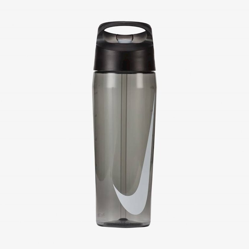 Butulka Nike TR Hypercharge Straw Bottle, 709 ml, Boz