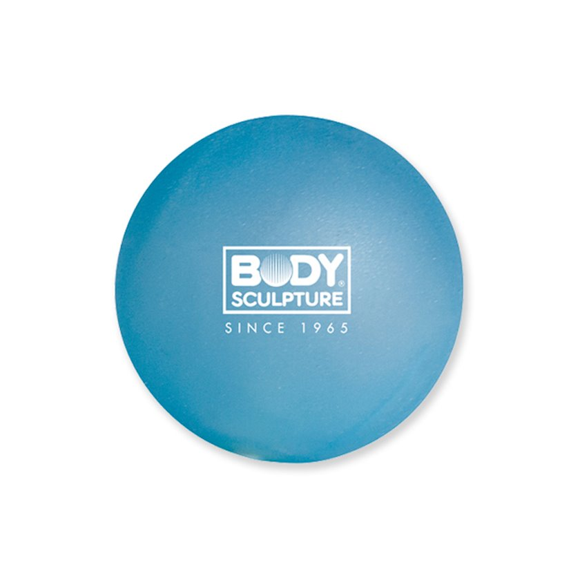 Fitbol Body Sculpture SQUEEZE BALL, Diametr 7 sm, Göy