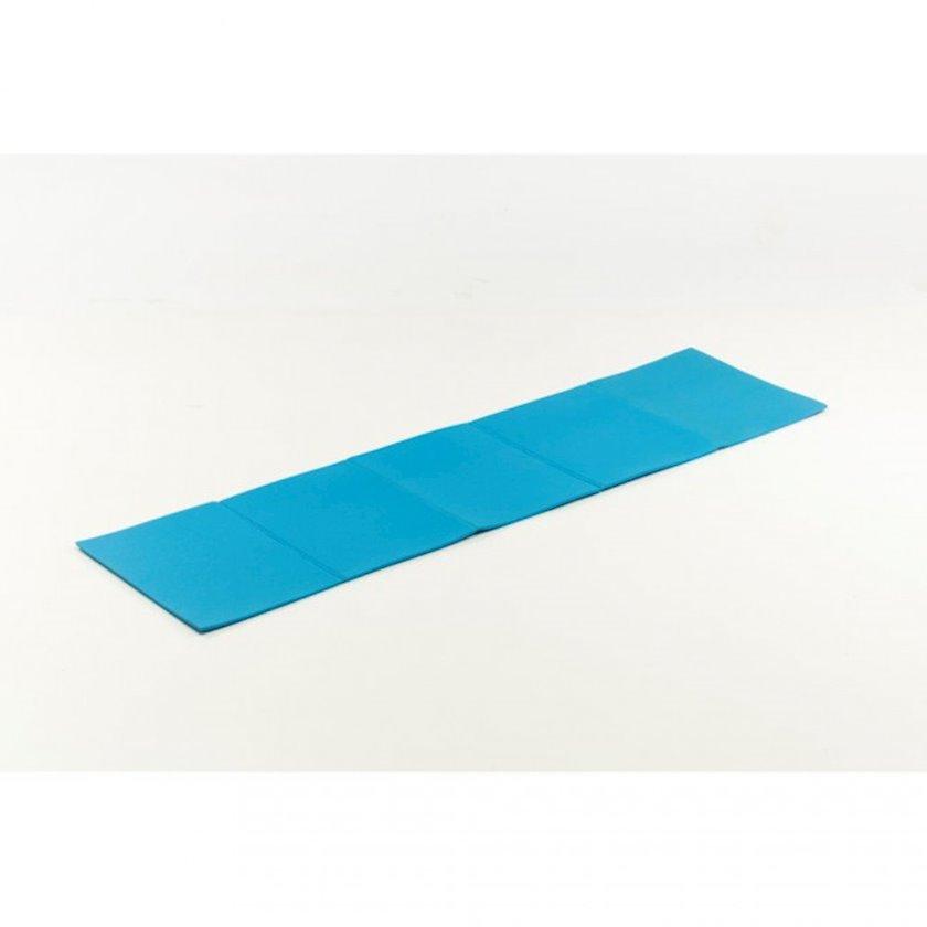 Qatlanan xalça Toorx folding Mat-175, Uzunluğu 175 sm x Eni 50 sm x Qalınlığı 0.8 sm, Mavi