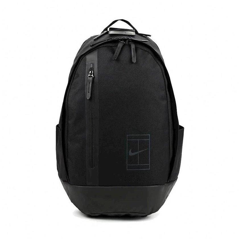 Bel çantası Nike Court Advantage, теннисный, мужской, черный, 51см x 38см x 18см