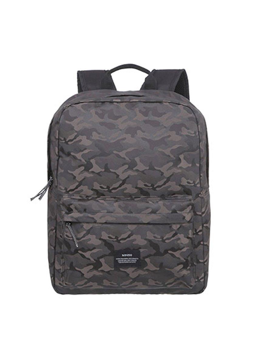 Bel çantası Miniso Camouflage Canvas