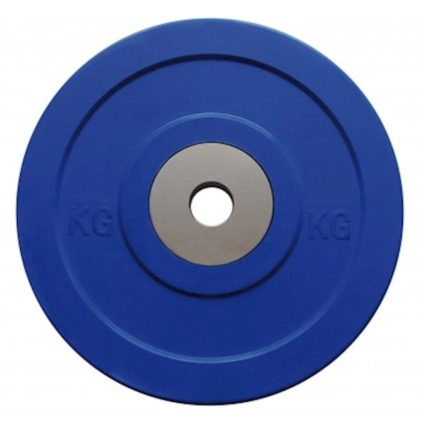 Disk Toorx Disc Bumper Microcargo, 2kq, rezin, dəliyin diametri 50mm