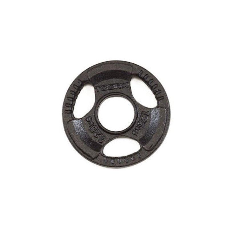 Disk Toorx Disc Black Cast Iron, 1.25kq, çuqun, dəliyin diametri 50mm