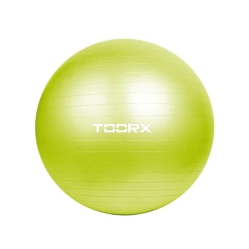 Fitbol Toorx, Diametr 65 sm, Açıq yaşıl