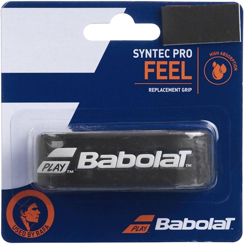 Qulp üçün sarma Babolat Syntec Pro, Qara