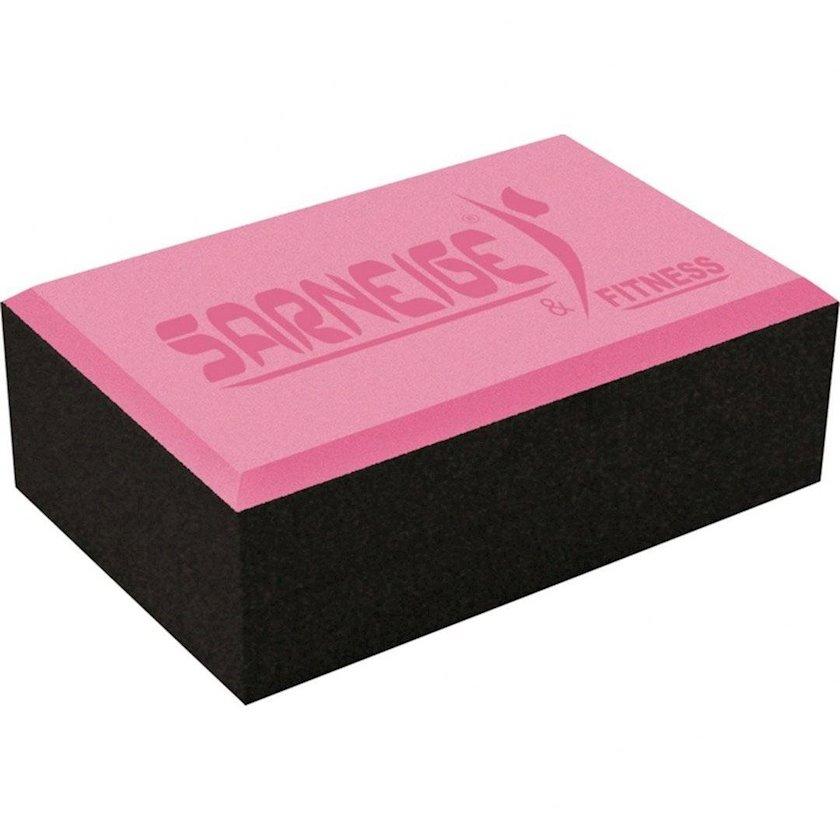 Yoqa üçün blok GVG Yoga Brick, 220x150x70mm
