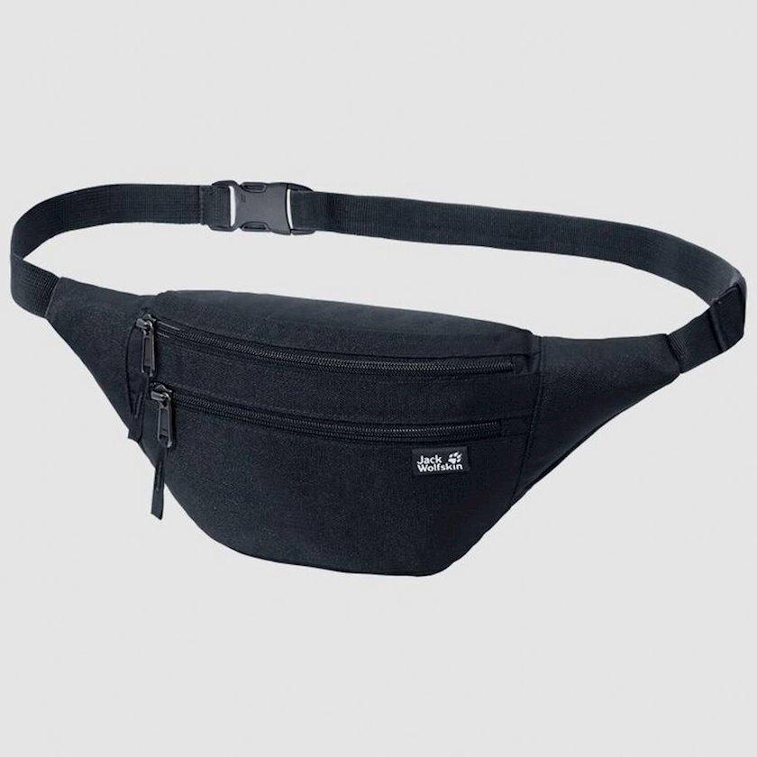 Kəmər çantası Jack Wolfskin 8006721-1010 HOKUS POKUS, uniseks, polyester, göy, 15х32х8sm