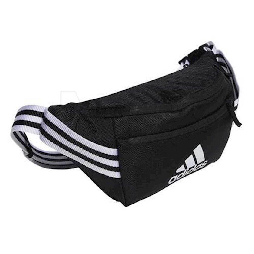 Kəmər çantası Adidas GE4645 CL WAIST BOS BLACK, kişilər üçün, polyester, qara, 21x36x5.5sm