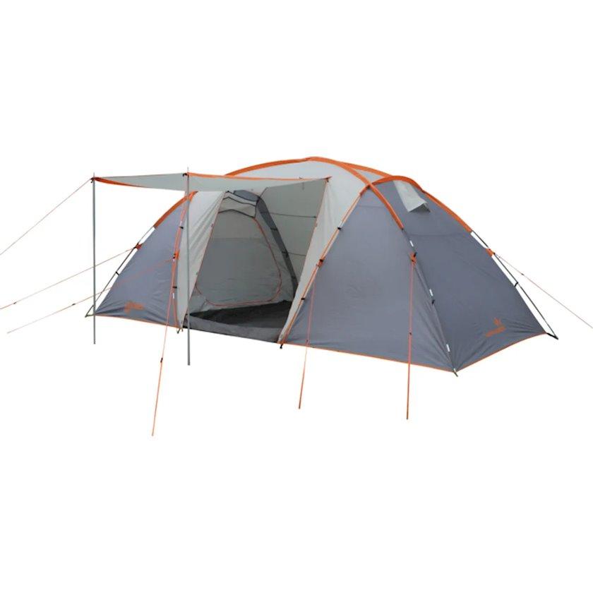 Çadır Wanabee Atacama 6 Vis-a-Vis, Altı nəfərlik, Polyester, En 540sm x Dərinlik 230sm x Hündürlük 200sm,  Boz, 13.7 kq