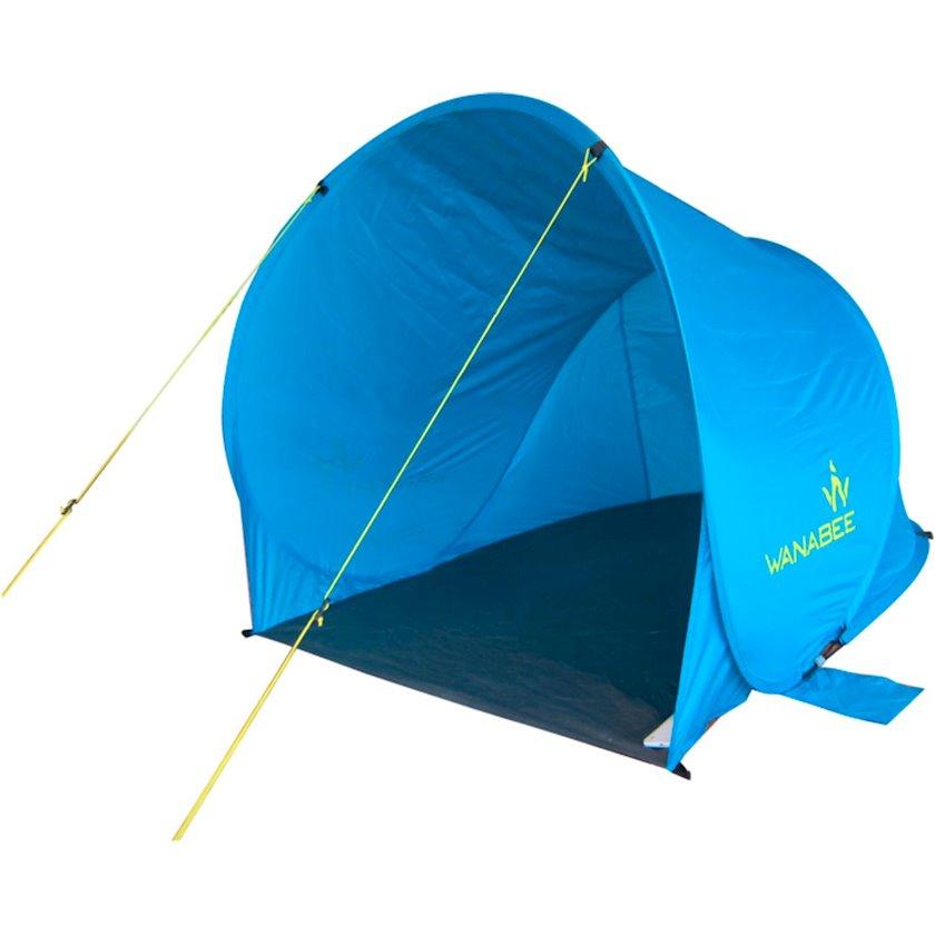 Çadır Wanabee İnstent BB XL, Polyester, En 110sm x Dərinlik 145sm x Hündürlük 105sm, Uşaqlar üçün, Mavi, 1 kq