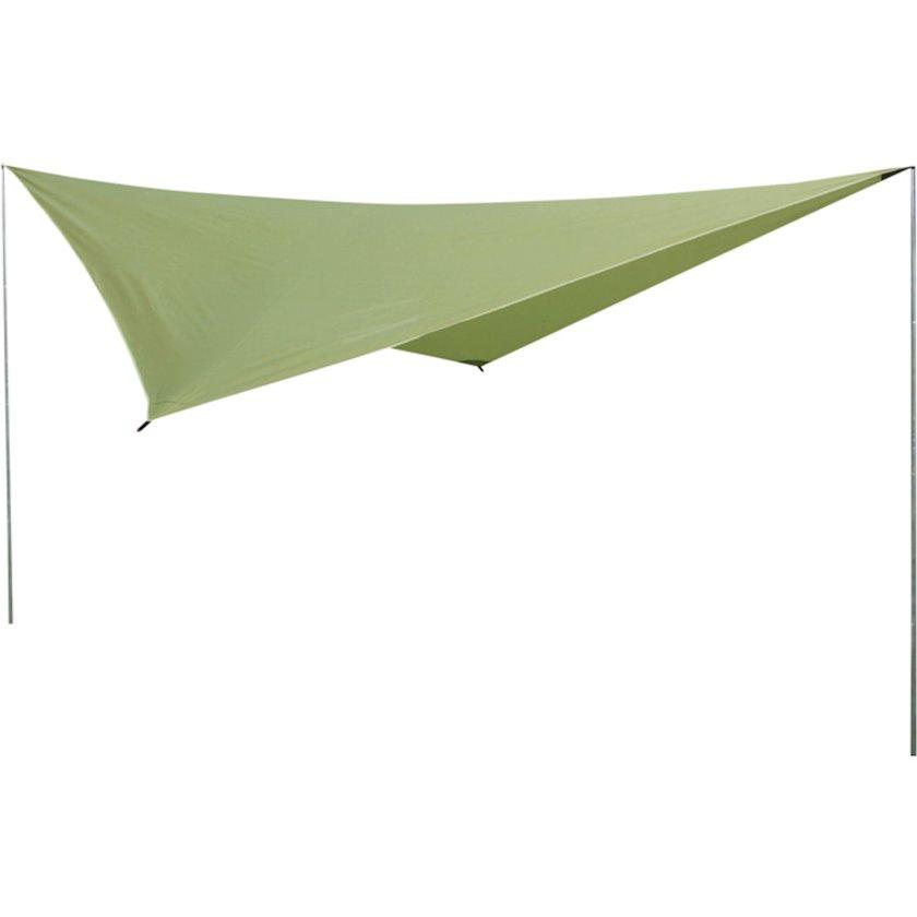 Kempinq üçün brezent Trigano Tarp Shelter, ölçülər 400 х 300 sm