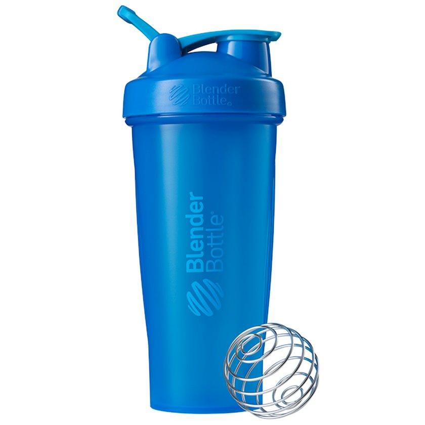 Şeyker BlenderBottle BLC01629A11-1 Classic Full Color Shaker Bottle, mavi, plastik, 0.828 l