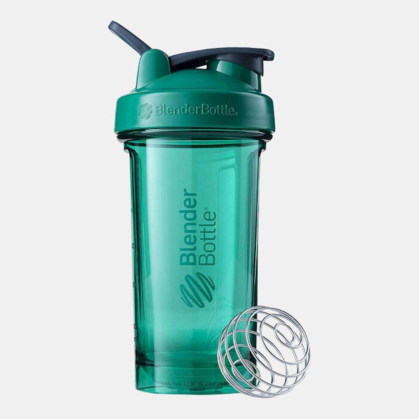 Şeyker BlenderBottle BLC03104A2-1 Pro24 Tritan Full Color, zümrüd-yaşıl, plastik, 0.71 l