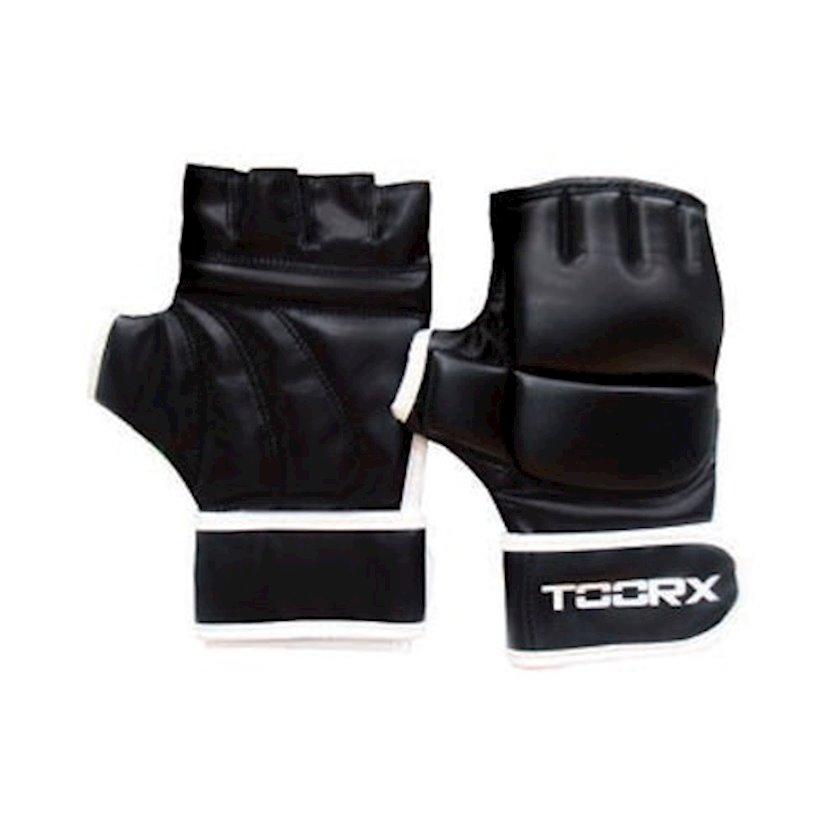 MMA əlcəyi Toorx COUGAR MMA GLOVES ECO, uniseks, qara, ölçü S/M