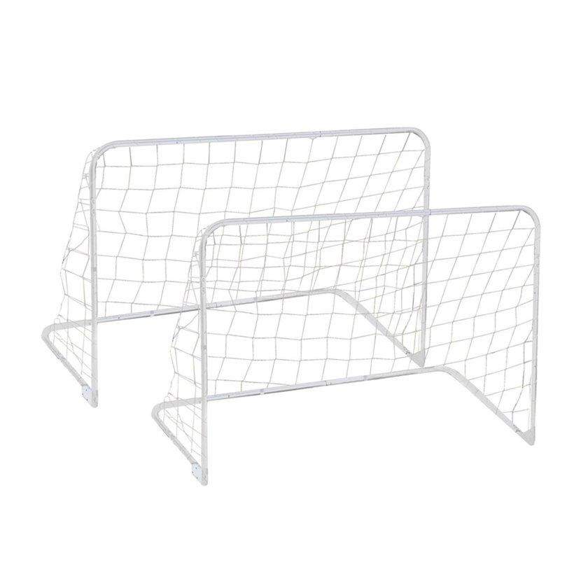 Futbol qapıları Garlando Train & Score, 90x60x50sm, 2əd