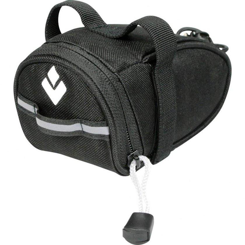 Velosiped oturacağı altı üçün çanta Hapo G BSC, qara rəng