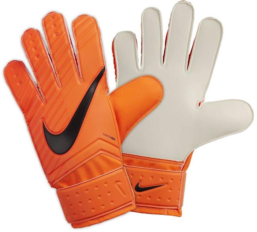 Qapıçı əlcəkləri Nike GK Match GS0344-803, Uniseks, Narıncı, Ölçü 9