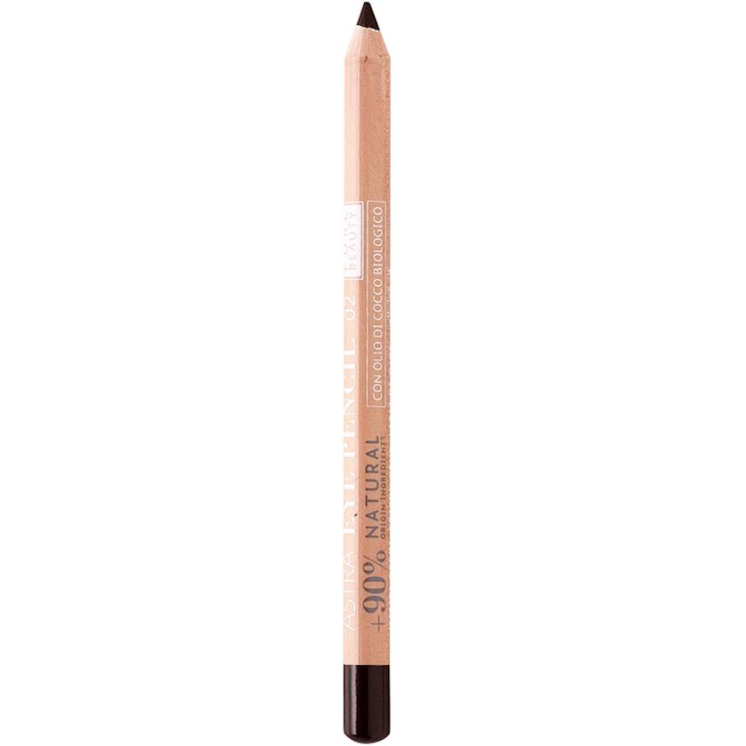 Göz üçün qələm Astra Pure Beauty Eye Pencil 01 Black 1.1 q