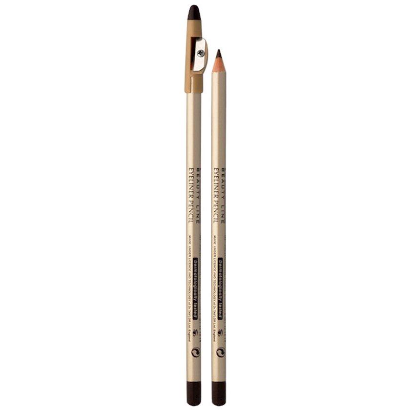 Göz üçün qələm Eveline Eyeliner Pencil Black