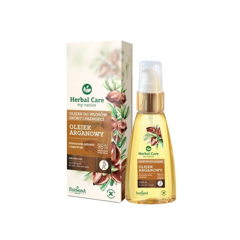 Arqan yağı saç, dəri və dırnaq üçün Farmona Herbal Care 55 ml