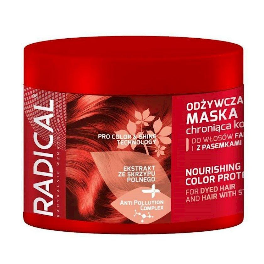 Boyanmıs saçlar üçün maska Farmona Radical Nourishing Colour Protecting Mask 300 ml