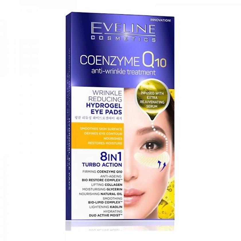 Hidrogel gözaltı patçlar Eveline Cosmetics Coenzyme Q10 2 əd