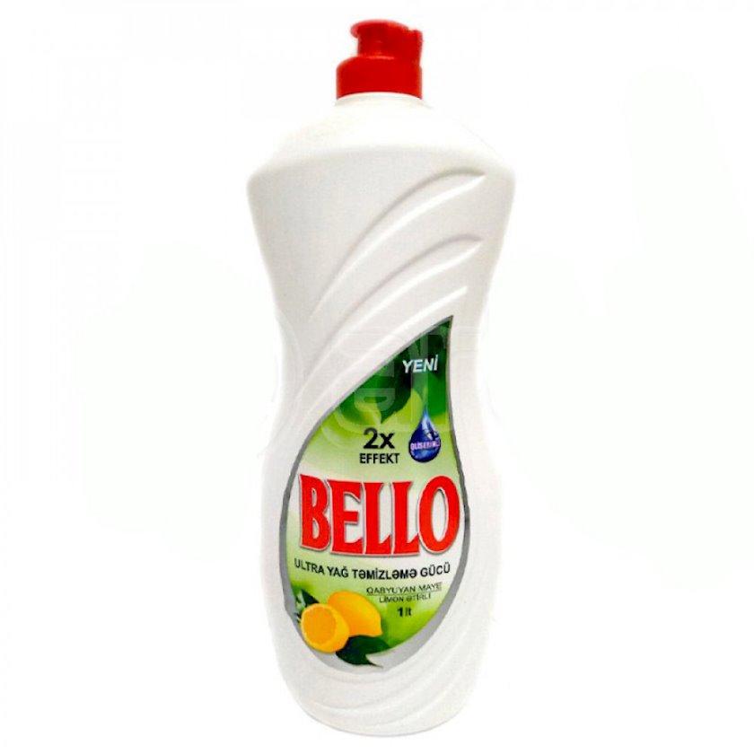 Qabyuyan vasitə Bello 2X Effect Limon 1000 ml