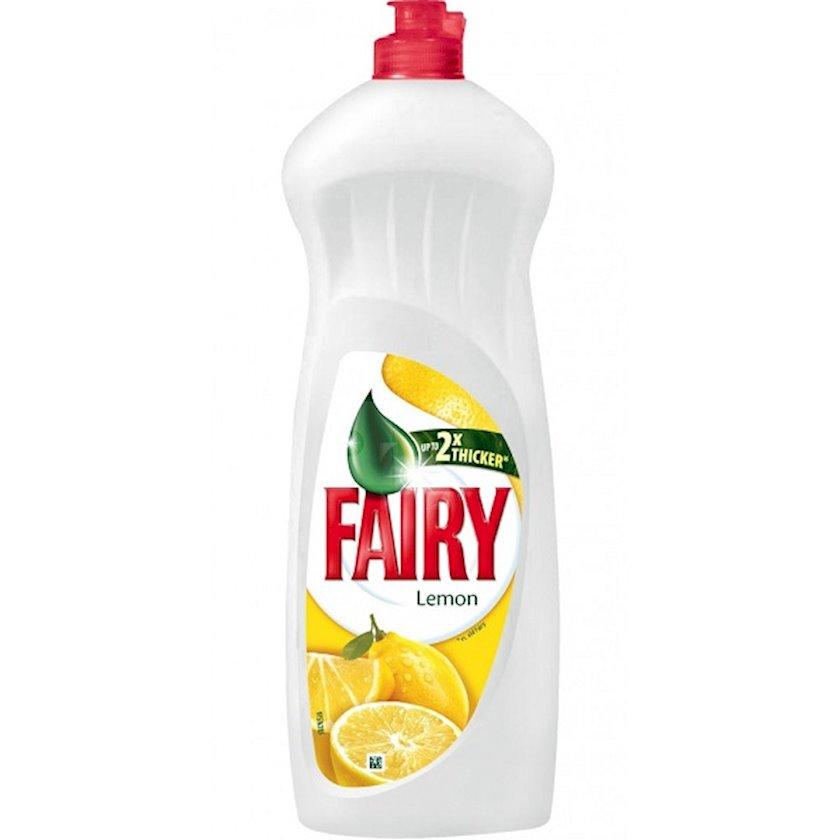 Qabyuyan vasitə Fairy limon 1000 ml