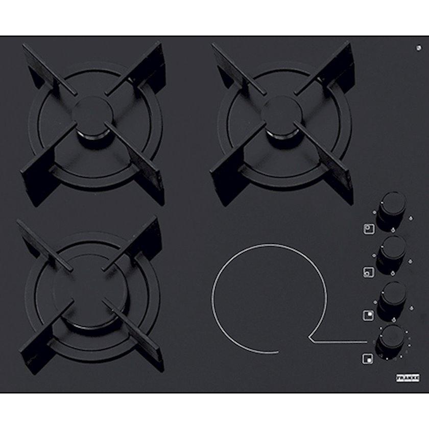 Bişirmə paneli Franke FHX 604 3G 1C BK C