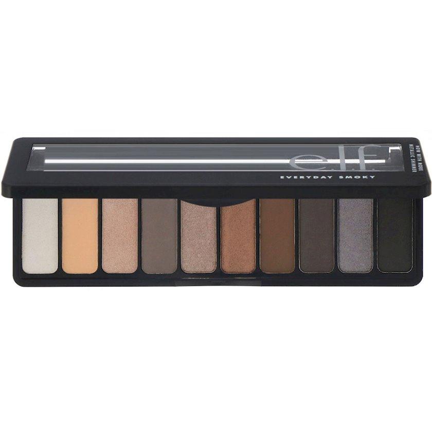 Göz kölgələri dəsti E.L.F. Everyday Smoky Eyeshadow Palette